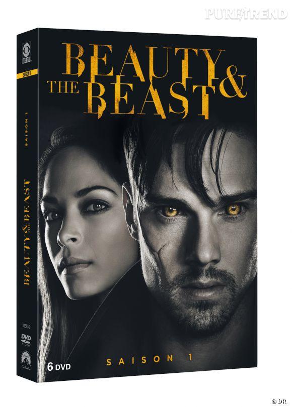 """""""Beauty and the beast"""", saison 1 : 39.99€."""