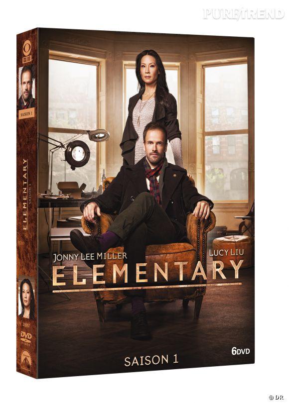 """Elementary"" saison 1 : 29.99€."