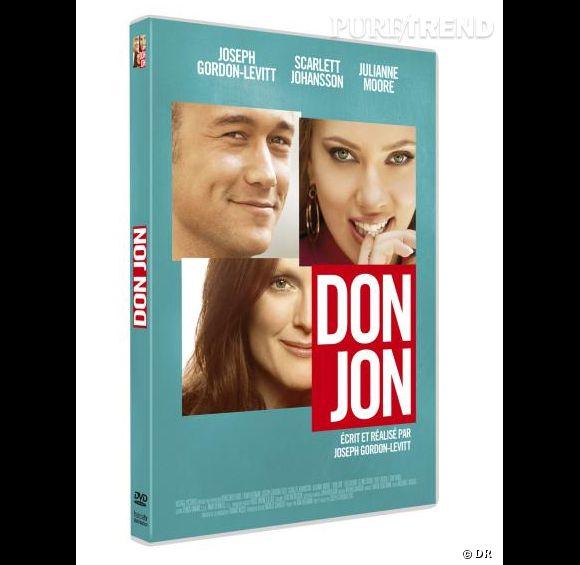 """""""Don Jon"""" de et avec Joseph Gordon-Levitt : 19.99€."""