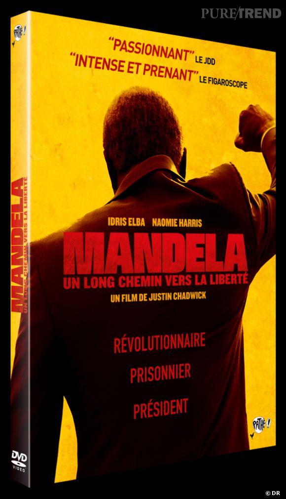 """Mandela, un long chemin vers la liberté"" : 19.99€."