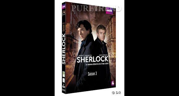 """""""Sherlock"""" saison 3 : 19.99 €."""