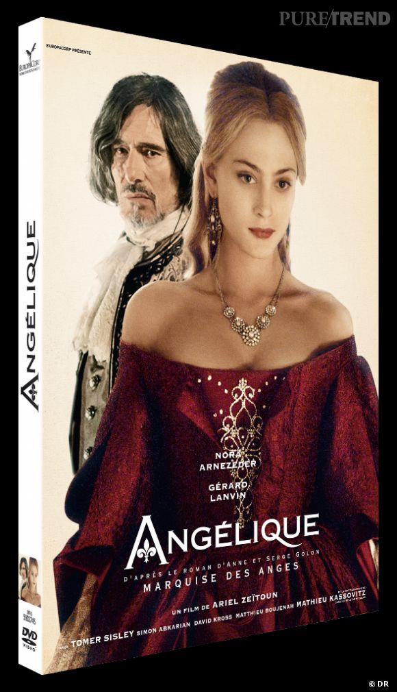 """""""Angélique, marquise des anges"""" : 19.99 €."""