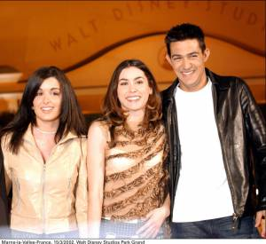Mario, Jenifer, Olivia Ruiz et Jean-Pascal étaient candidats de la Star Academy 1.