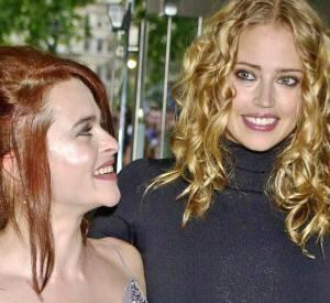 A la première du film, on la retrouve même super copine avec l'actrice Helena Bonham Carter.