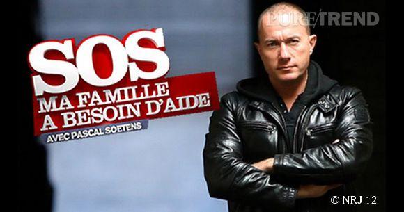 """""""SOS Ma famille a besoin d'aide"""", la nouvelle émission de Pascal Soetens."""