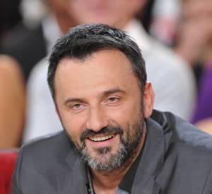 """Frédéric Lopez a été élu """"animateur préféré des Français""""."""