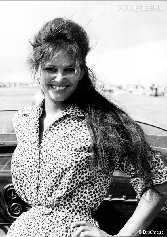Claudia Cardinale en 1960.