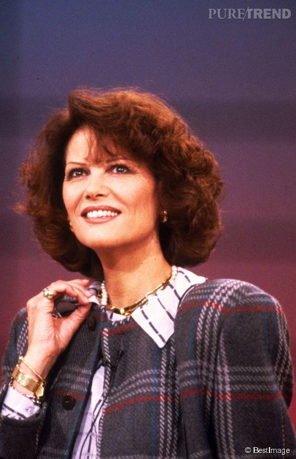 Claudia Cardinale en 1987.