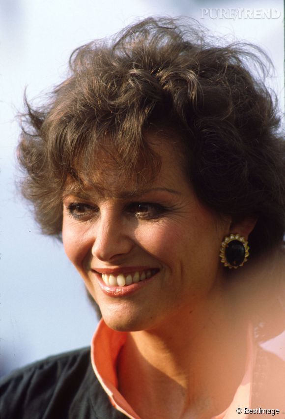 Claudia Cardinale en 1980.