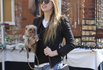 Amber Heard : le look grunge qu'on lui pique !