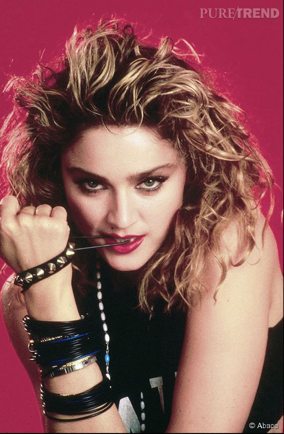 Madonna avant...