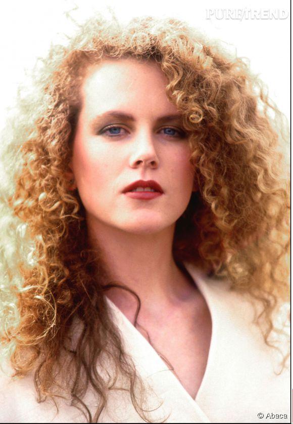 Nicole Kidman avant...