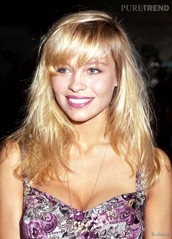 Pamela Anderson avant...