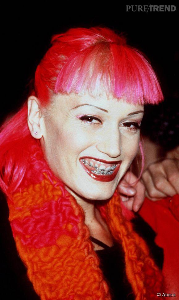 Gwen Stefani avant...