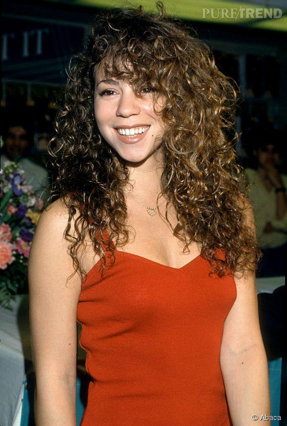 Mariah Carey avant...