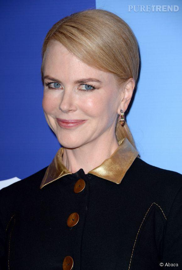 Nicole Kidman après...