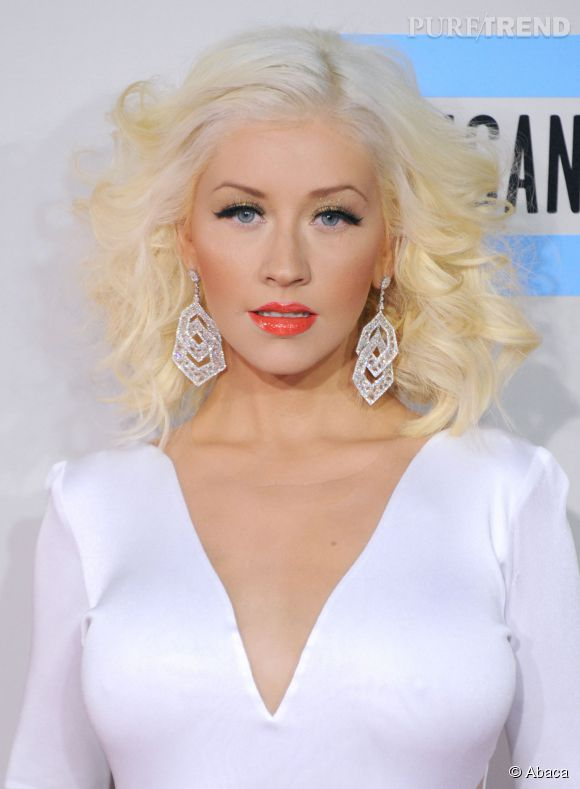 Christina Aguilera après...