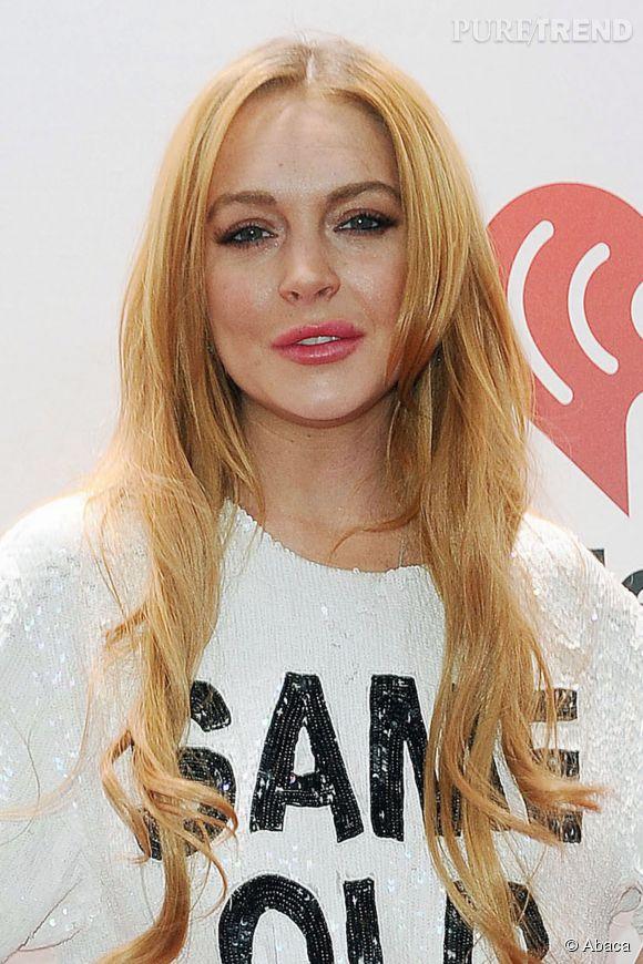 Lindsay Lohan après...