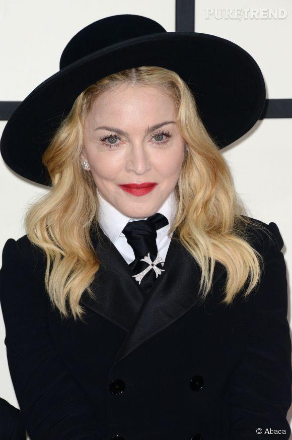 Madonna après...