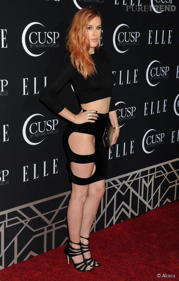 Rumer Willis aux Elle Women in Music 2014 à Los Angeles.