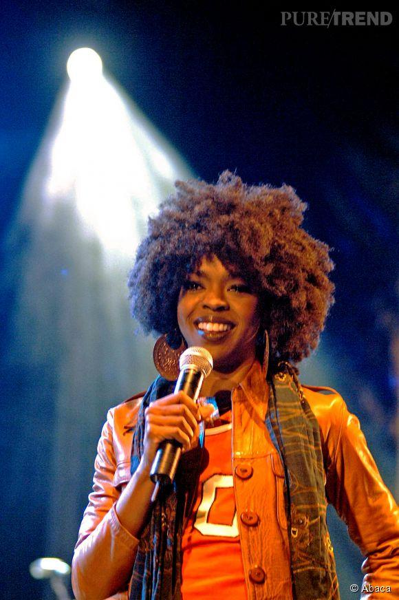 C'est officiel, Lauryn Hill repart en tournée et sera à Paris sur la scène du Zénith, le 13 septembre 2014.