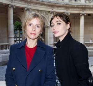 Emmanuelle Béart et Karin Viard sous le charme du Ricky de Ralph Lauren