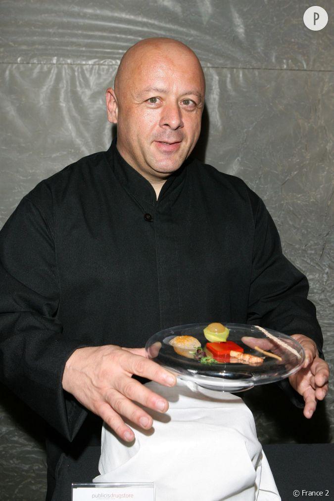 Thierry marx raconte le jour o il a failli rater sa for Cuisinier marx