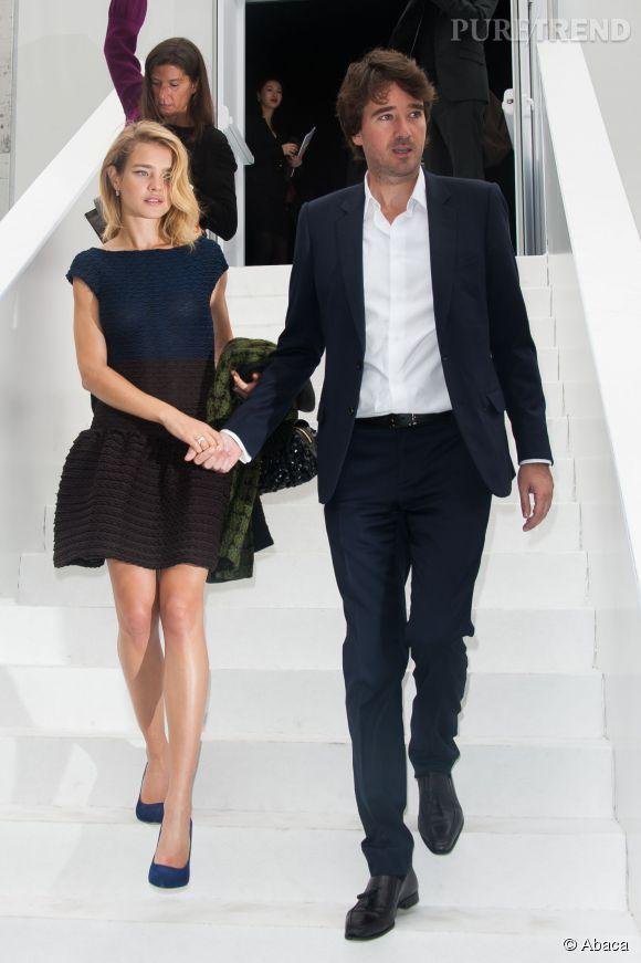 Natalia Vodianova et Antoine Arnault, l'un des couples les plus mode du monde tout juste parents !