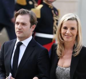 Laurence Ferrari et Renaud Capuçon : couple glamour à la soirée de l'Elysée