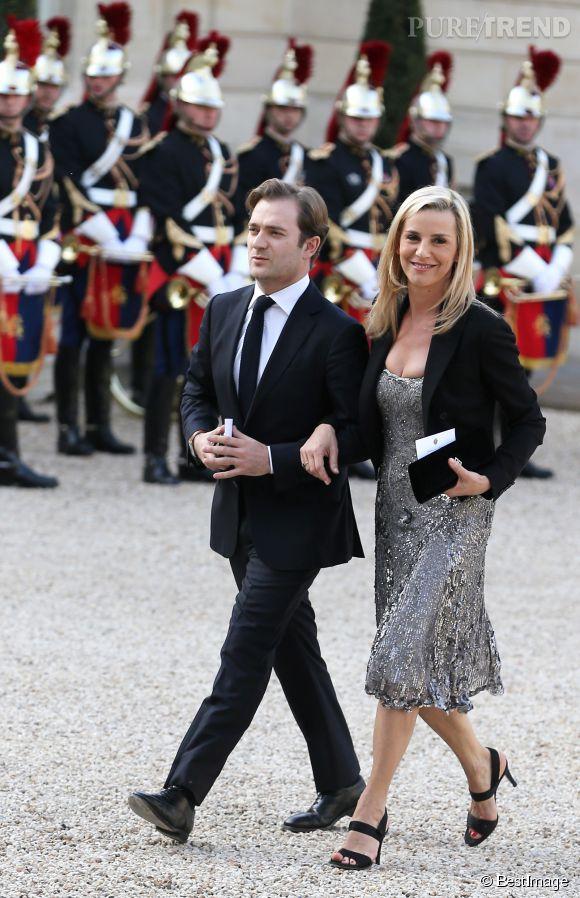 Laurence Ferrari et Renaud Capuçon, glamour et amoureux !