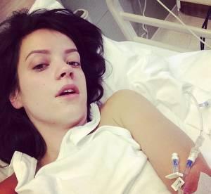 Lily Allen hospitalisée : hécatombe chez les popstars