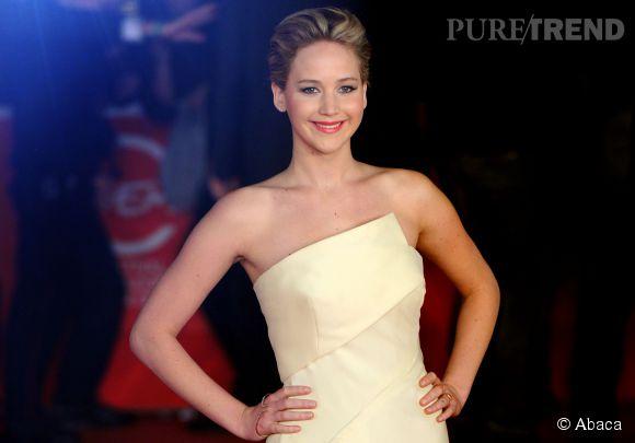 """Jennifer Lawrence devrait être au Festival de Cannes 2014 pour faire la promotion de """"Hunger Games - l'Embrasement""""."""