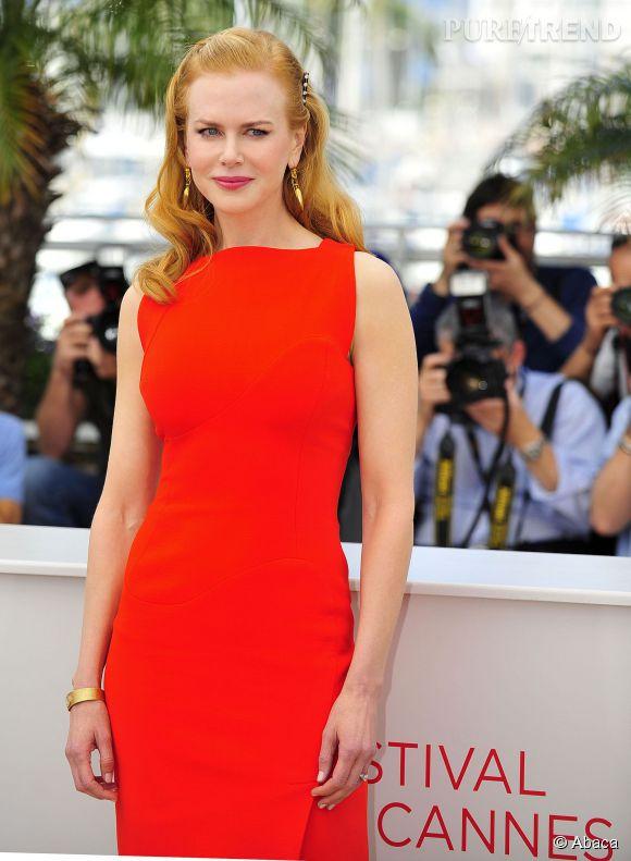 """Nicole Kidman sera au Festival de Cannes 2014 pour le film """"Grace de Monaco""""."""