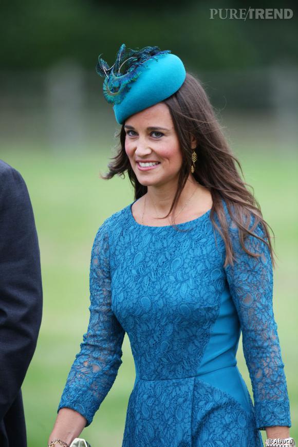 Pippa Middleton ne sera pas une grande journaliste au Telegraph, ses conseils n'intéressent personne. Accorder son bibi à sa robe ne fait pas partie des préoccupations des anglais.