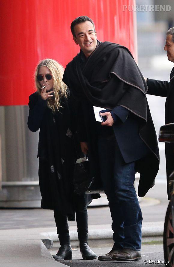 Mary-Kate Olsen et Olivier Sarkozy, bientôt mariés.
