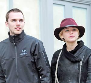 Jennifer Lawrence : son fiancé Nicholas Hoult est ''un super... coloc !''
