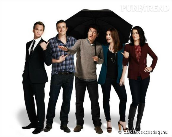 """How I Met Your Mother"" n'aura finalement pas de suite."