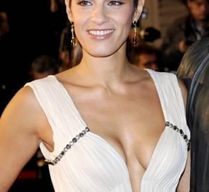Elisa Tovati aux NRJ Music Awards à Cannes le 26 janvier 2008.