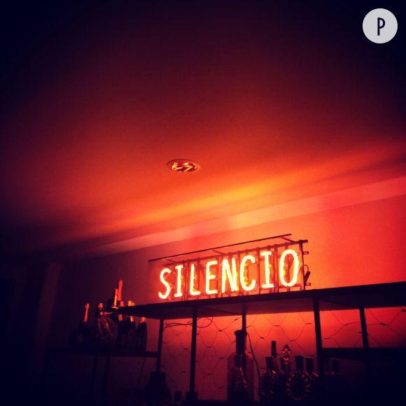 L'after-party du film Captives au Festival de Cannes 2014 a eu lieu au Silencio.