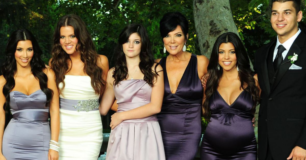 invités mariage kim kardashian