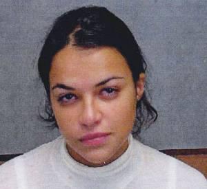 Michelle Rodriguez arrêtée pour conduite en état d'ivresse et délit de fuite en 2005.