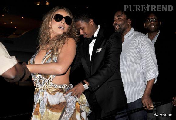 Mariah Carey, la plus parano : les indiscrétions d'un bodyguard à Cannes