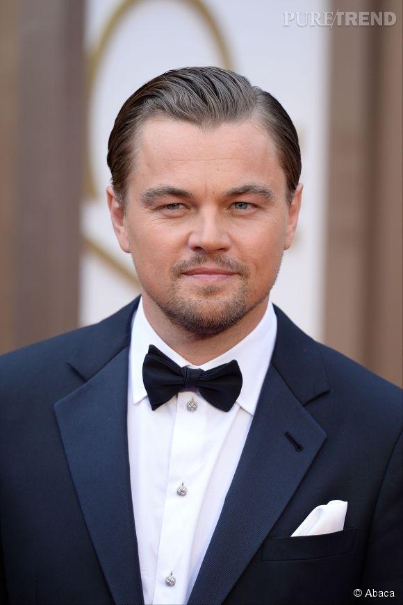 Un acheteur anonyme a dépensé la somme de 1 million de dollars pour s'assoir dans le même avion de la compagnie Virgin Galactic que Leonardo DiCaprio, au gala de l'amfAR à Cannes, le 22 mai 2014.