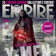 Omar Sy aka Bishop en couverture du magazine  Empire.