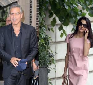 George Clooney et Amal Alamuddin : un mariage au château de Downton Abbey
