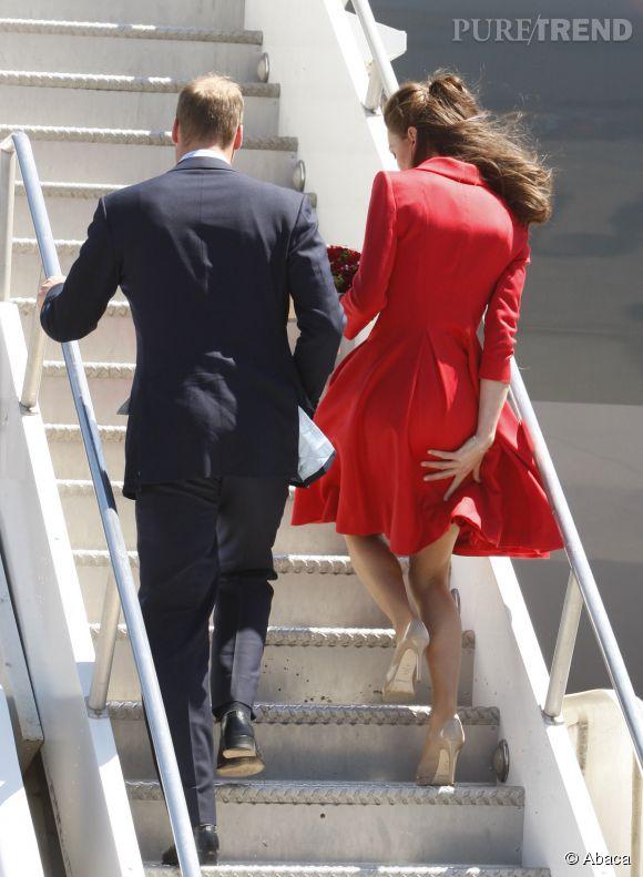 Kate Middleton a beau essayer de maîtriser la situation... Cela ne suffit pas pour le Palais.