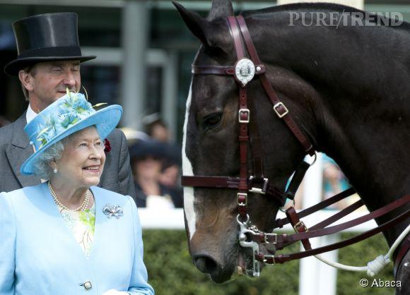 Elizabeth II et les chevaux, une grande histoire d'amour.