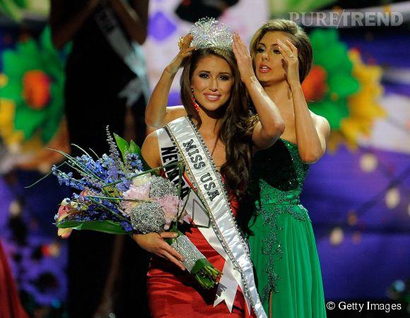 Nia Sanchez a été sacrée Miss USA 2014 le 8 juin à Las Vegas.