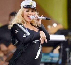 Christina Aguilera enceinte : ''J'ai hâte de rencontrer ma fille''
