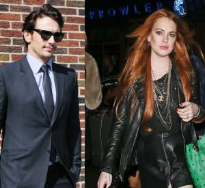 james Franco a publié une nouvelle sur Lindsay Lohan dans le magazine Vice US, mardi 10 juin 2014.